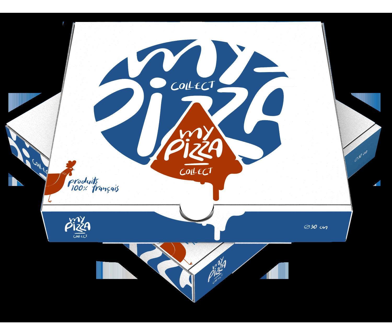 My Pizza Collect, distributeurs de pizzas 100% produits français et 24/24